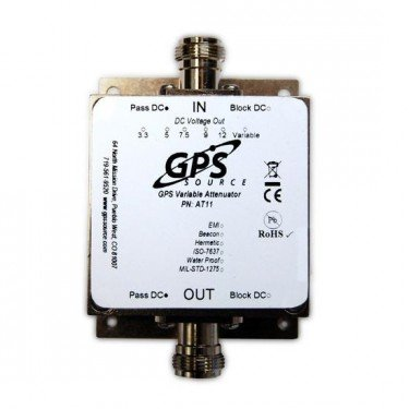 AT11 GPS Attenuator
