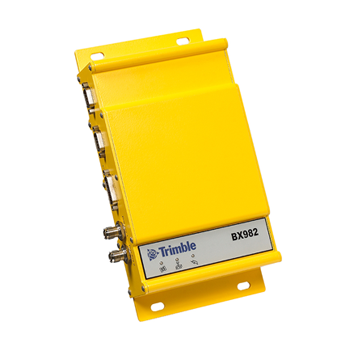 BX982 GNSS Receiver Enclosure