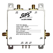 MS22S - GPS Antenna Switch with Splitter and Redundancy