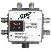 MS24 - GPS Splitter with Built In Antenna Switch