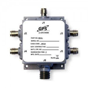 MS14 Military GPS Splitter