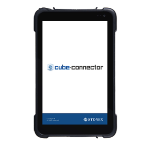 Stonex Cube-connector Software
