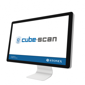 Stonex Cube-scan 3D Scanning Software