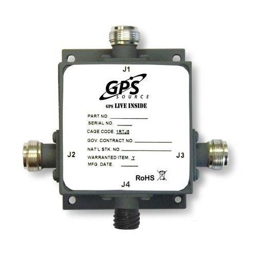 MS12 Military GPS Splitter