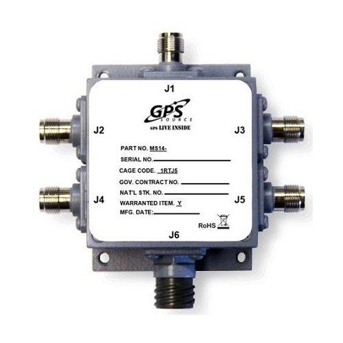 MS14 Military GPS Splitter
