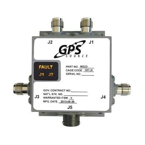 MS22 Military GPS Splitter