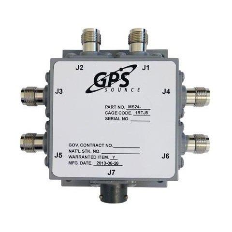 MS24 Military GPS Splitter