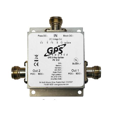 S12 Standard GPS Splittter