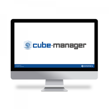 Stonex Cube-manager Software