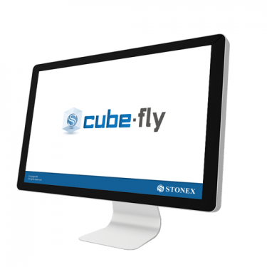 Stonex Cube-fly Drone Mission Planner and Photogrammetry Software